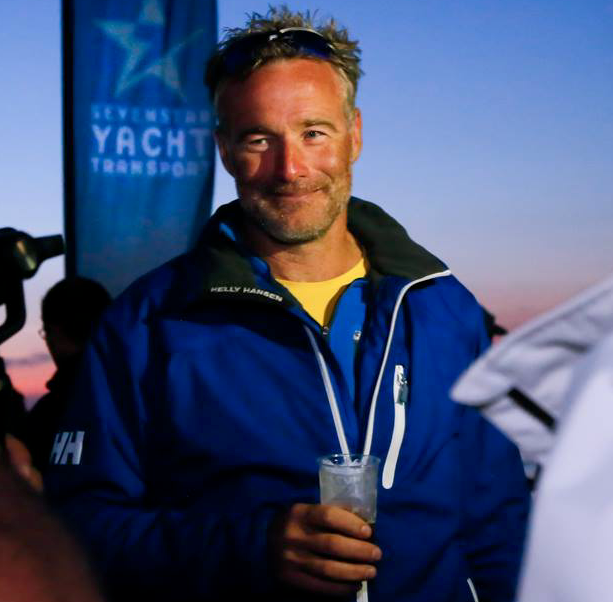 Pata Negra Racing Yacht owner Giles