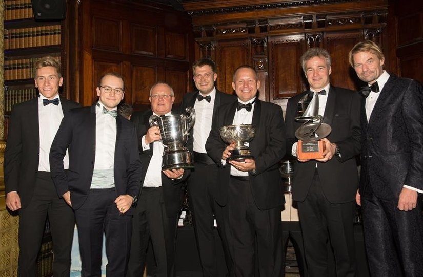 Picture of Pata Negra Sailing Yacht lombard 46 boat charter winners rorc winning RORC SRBI round britain and ireland race